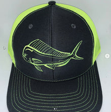 Neon Dolphin Salty Cracker Hat