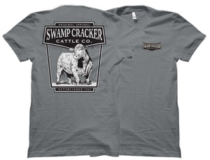 Beefmaster Swamp Cracker Cattle Company Shirt