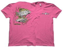 Crappie Fishing Swamp Cracker Shirt