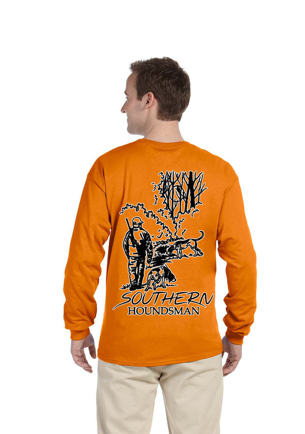 Southern Houndsman Moon Coon Long Sleeve Shirt