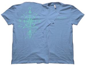 Longitude Latitude - Salty Cracker Shirt