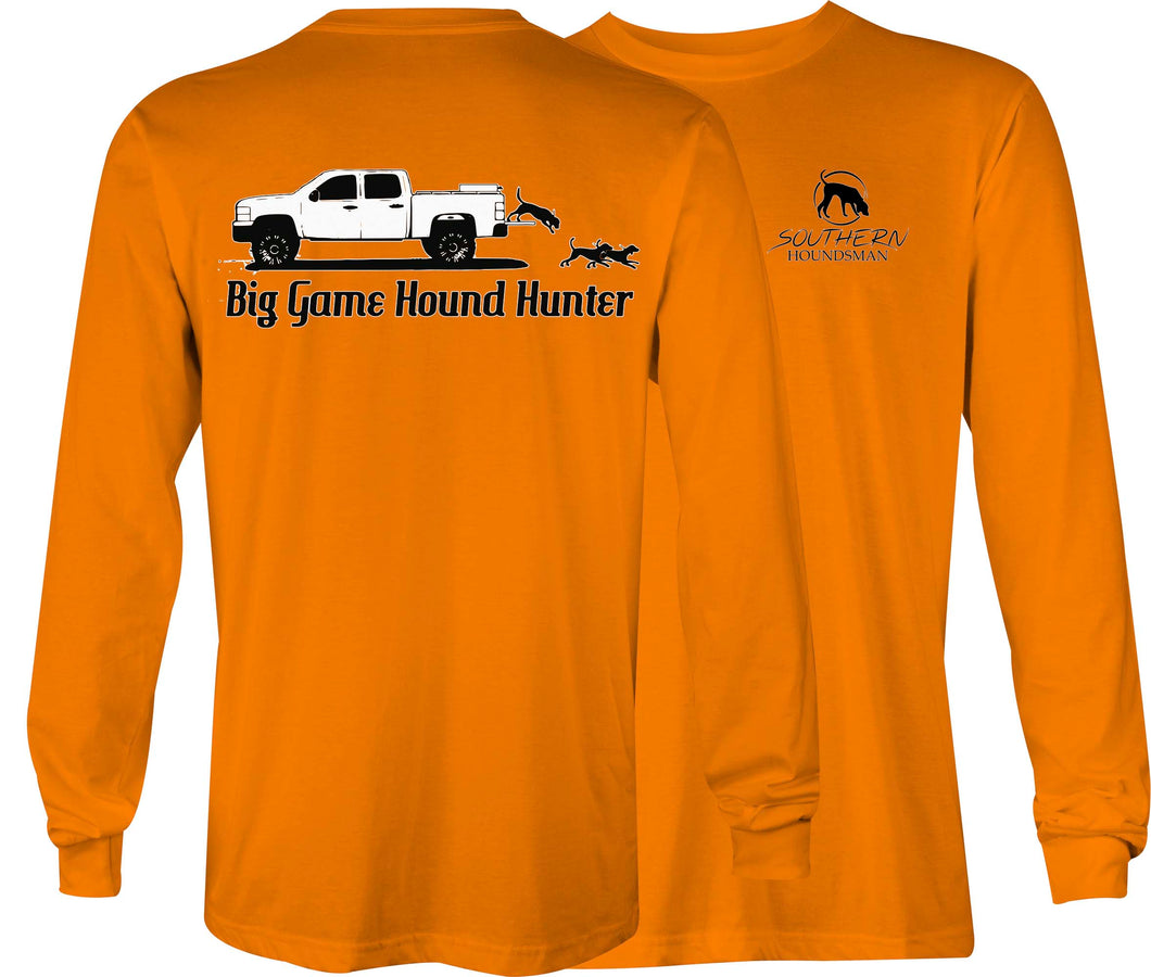 Southern Houndsman Dropping Tailgates on C Truck Long Sleeve Shirt