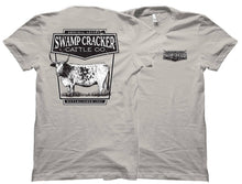 Cracker Cow Swamp Cracker Cattle Company Shirt