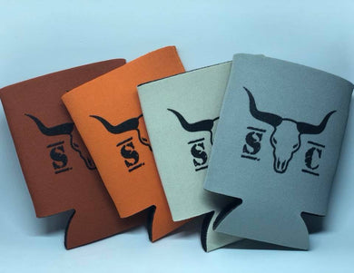 Swamp Cracker Cattle Company Koozie