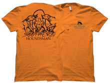 Double Hog Dog Black Ink Southern Houndsman Shirt