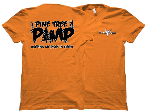 Youth Pine Tree Pimp Swamp Cracker Shirt