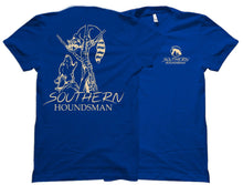 Coon Up Close Flesh Southern Houndsman T-Shirt