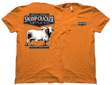 Youth Brahman Bull Swamp Cracker Cattle Company Shirt