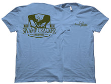 2 Bucks Fine Apparel Green Ink Swamp Cracker Shirt