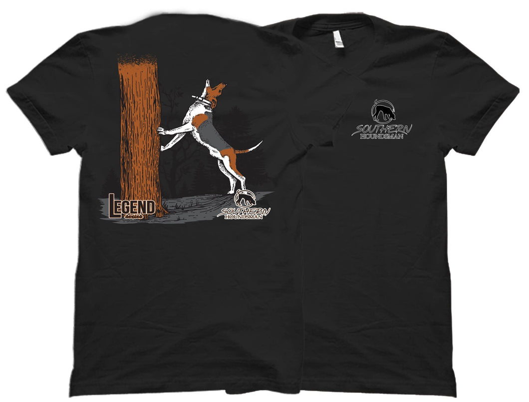 Treed Up Walker Southern Houndsman T-Shirt