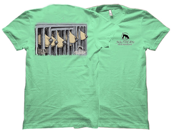 Youth Dog Box Blues Southern Houndsman T-Shirt