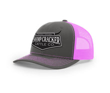 Cattle Company Full Logo - Swamp Cracker Snapback Hat