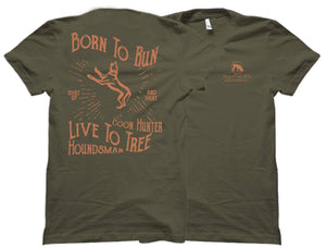 Live To Tree Southern Houndsman T-Shirt