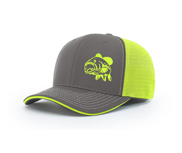 Bass Swamp Cracker Flex Fit Outdoorsman Hat