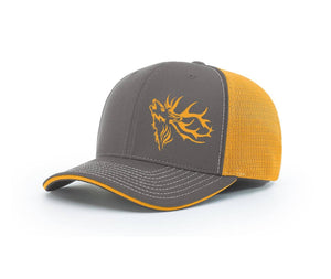 Bugling Elk Swamp Cracker Outdoorsman Hat