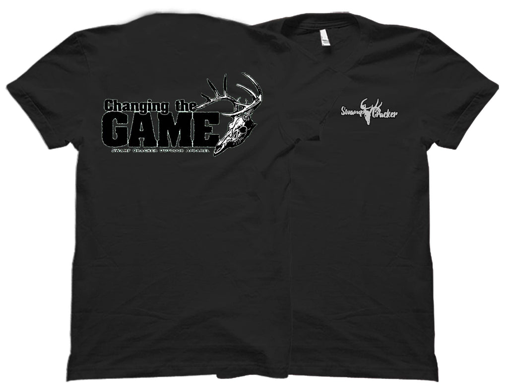 Changing the Game Deer Skull Swamp Cracker Shirt