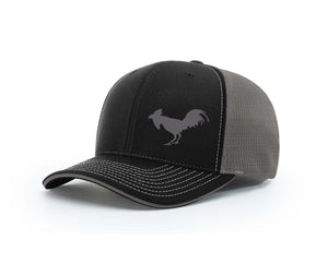 Fighting Fowl Rooster Flex Fit Hat