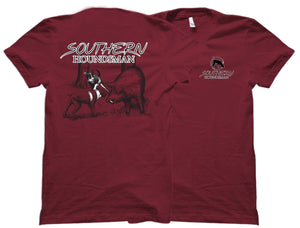 Bayed Up Hog Southern Houndsman T-Shirt