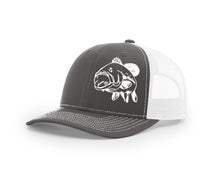 Bass Swamp Cracker Snapback Hat