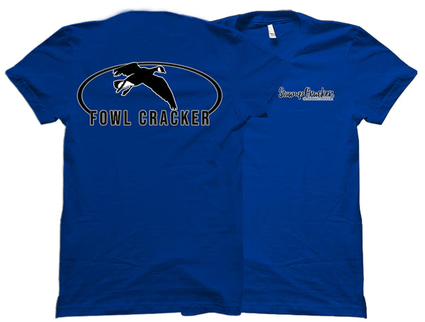 Fowl Cracker Goose Shirt