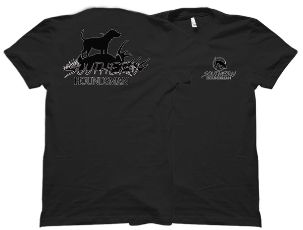 Youth Whitetail Deer Buck Recovery Southern Houndsman T-Shirt