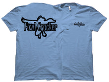 Fowl Cracker Landing Duck Black Ink Swamp Cracker Shirt