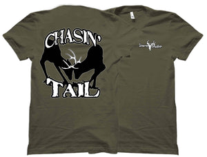 Youth 2 Bucks Fighting Swamp Cracker Shirt