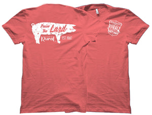 Praise the Lard Keepin' It Rural Swamp Cracker Shirt