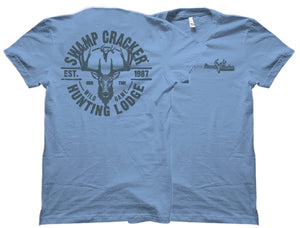 Hunting Lodge Swamp Cracker T-Shirt