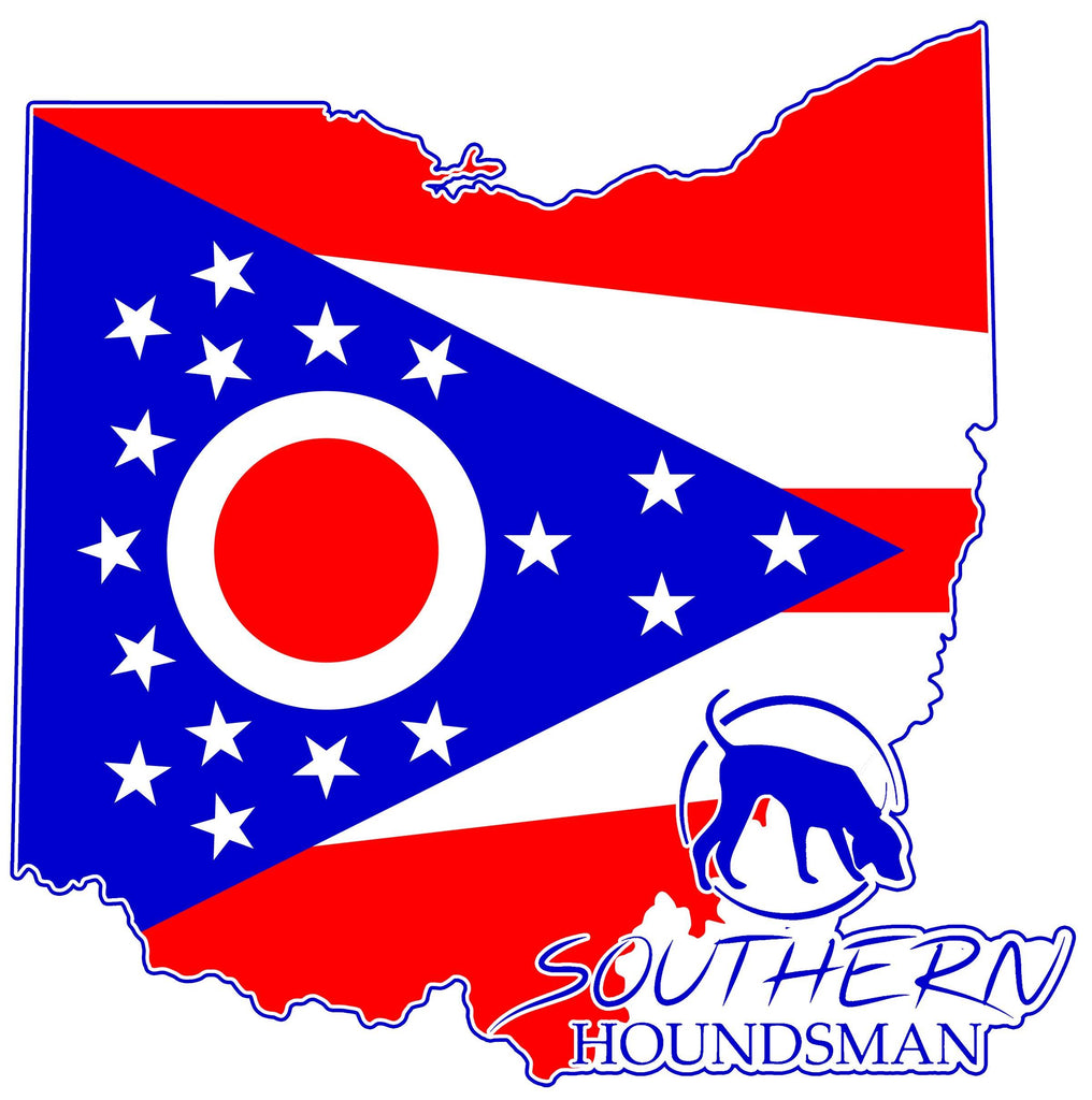 Ohio Southern Houndsman Sticker