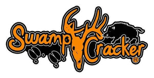 Hog Hunter Swamp Cracker Sticker