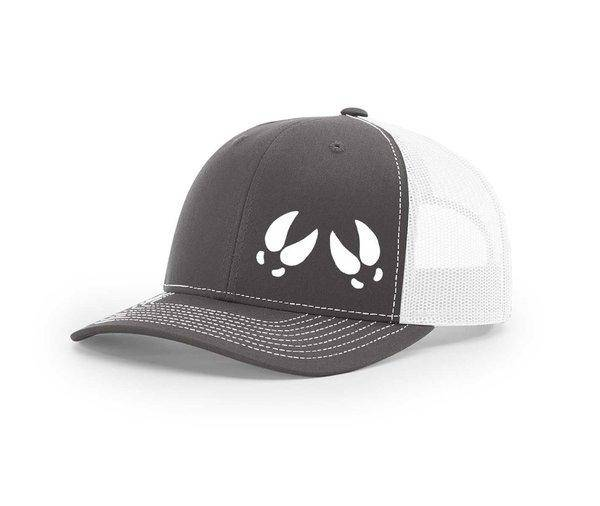 Deer Tracks Swamp Cracker Snapback Hat