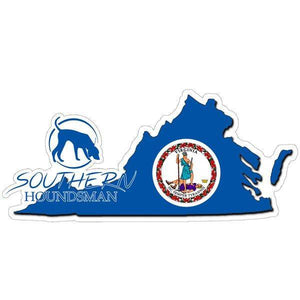 Virginia Southern Houndsman Sticker