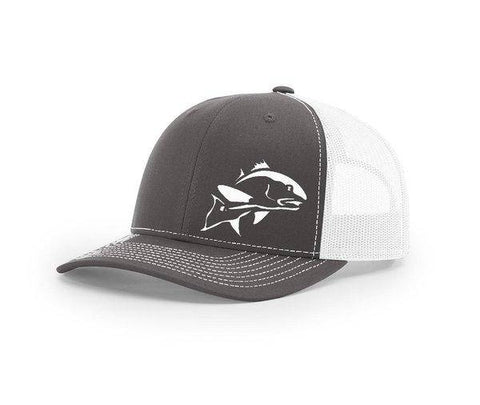 Redfish Salty Cracker Snapback Hat