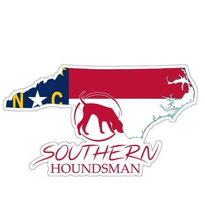 North Carolina Southern Houndsman Sticker