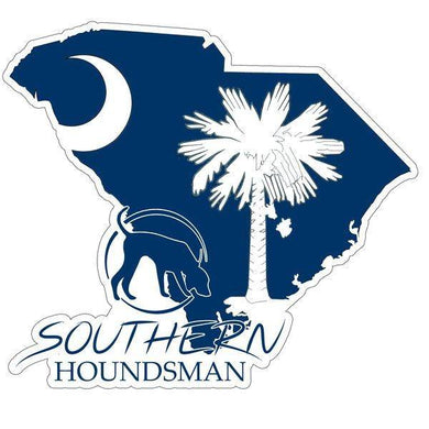 South Carolina Southern Houndsman Sticker