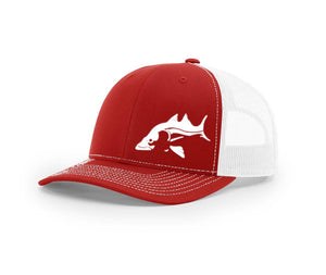 Snook Salty Cracker Snapback Hat