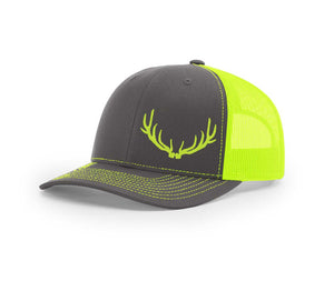Elk Rack Swamp Cracker Snapback Hat