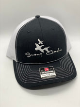 Swamp Cracker Flock in Flight Duck SnapBack Mesh Hat
