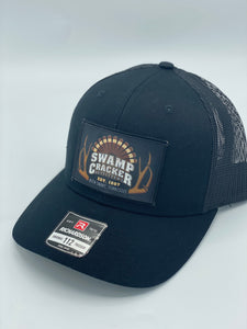 Swamp Cracker Outfitters Buck Snort patch Snapback Hat
