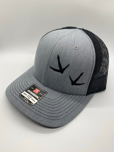 Turkey Tracks Swamp Cracker Snapback Hat