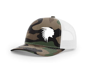 Swamp Cracker Big Chief Snapback Hat