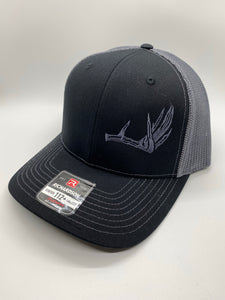 Deer Shed Swamp Cracker Snapback Hat