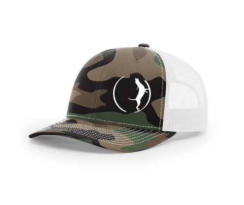 Treeing Dog Southern Houndsman Snapback Hat
