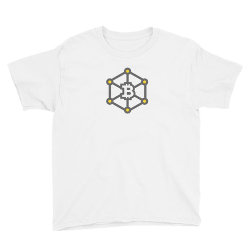 Bitcoin Chain Youth Shirt