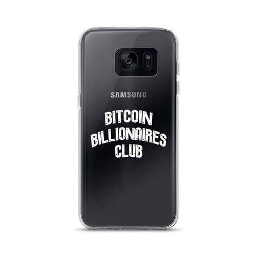 Bitcoin Billionaires Club -Samsung Case
