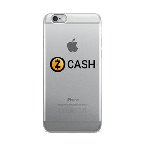 Zcash iPhone Case