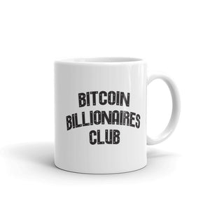 Bitcoin Billionaires Club - Coffee Mug