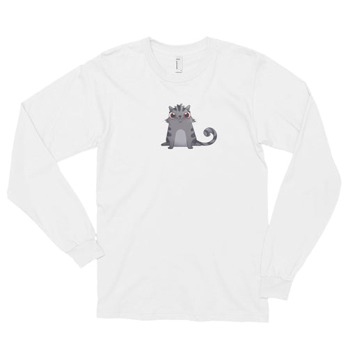 Crypto Kitty Long Sleeve