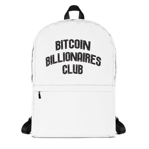 Bitcoin Billionaires Club - Backpack